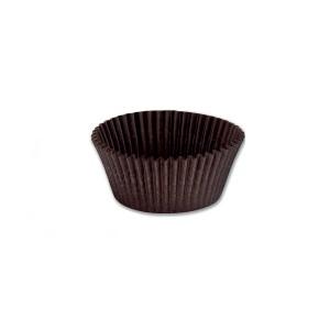Paper Cake Case ⌀50x35mm - Brown | 544pcsx20pkts