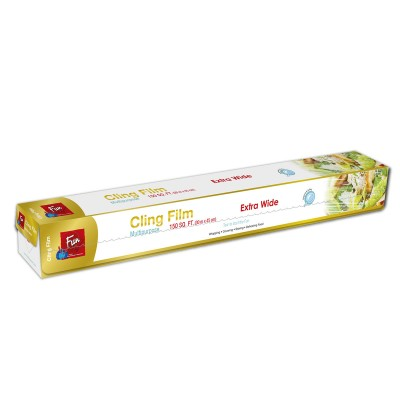 Fun® Cling Film 45cmx30m | 1pcx24pkts