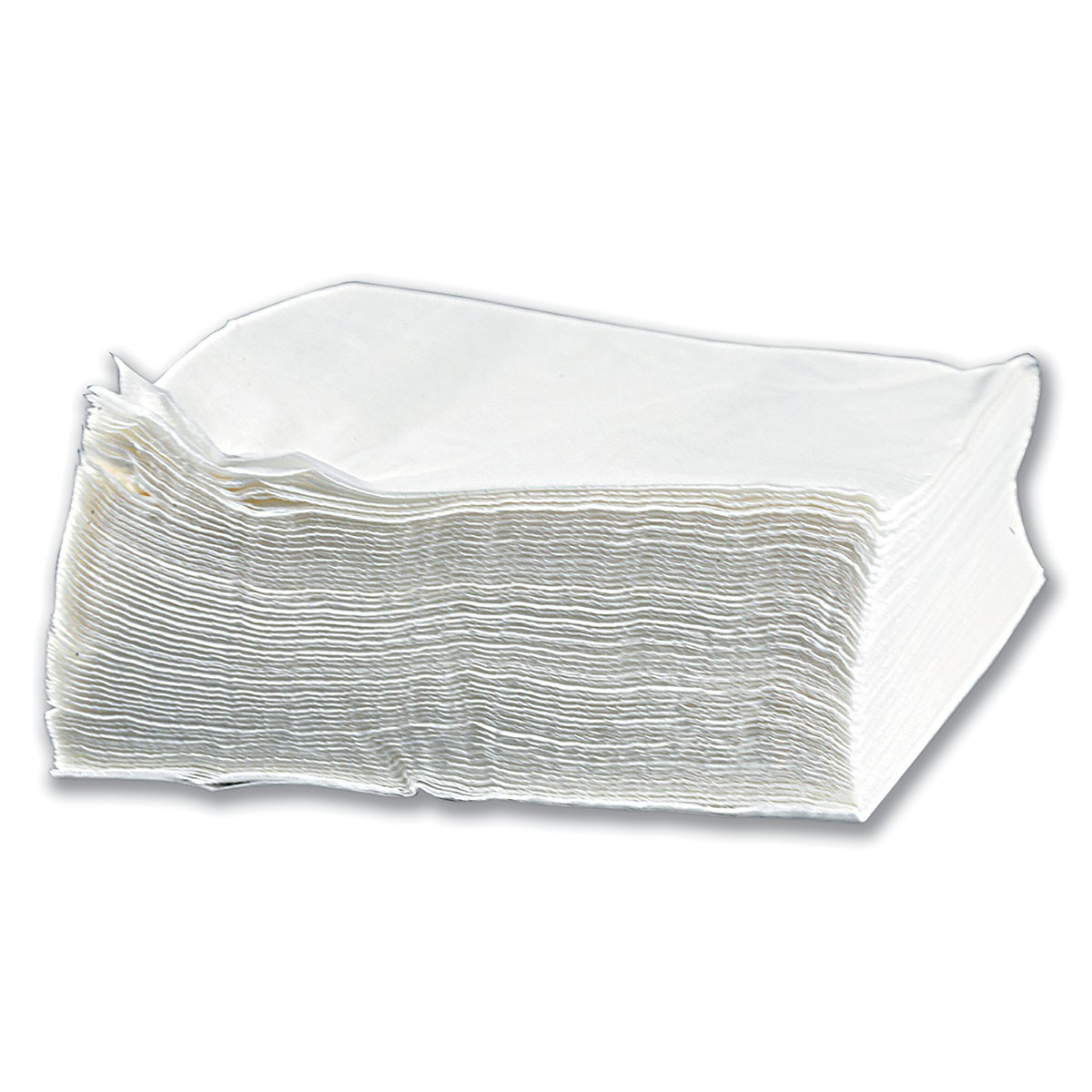 1-Ply Napkin 28x30cm - White   100pcsx40pkts