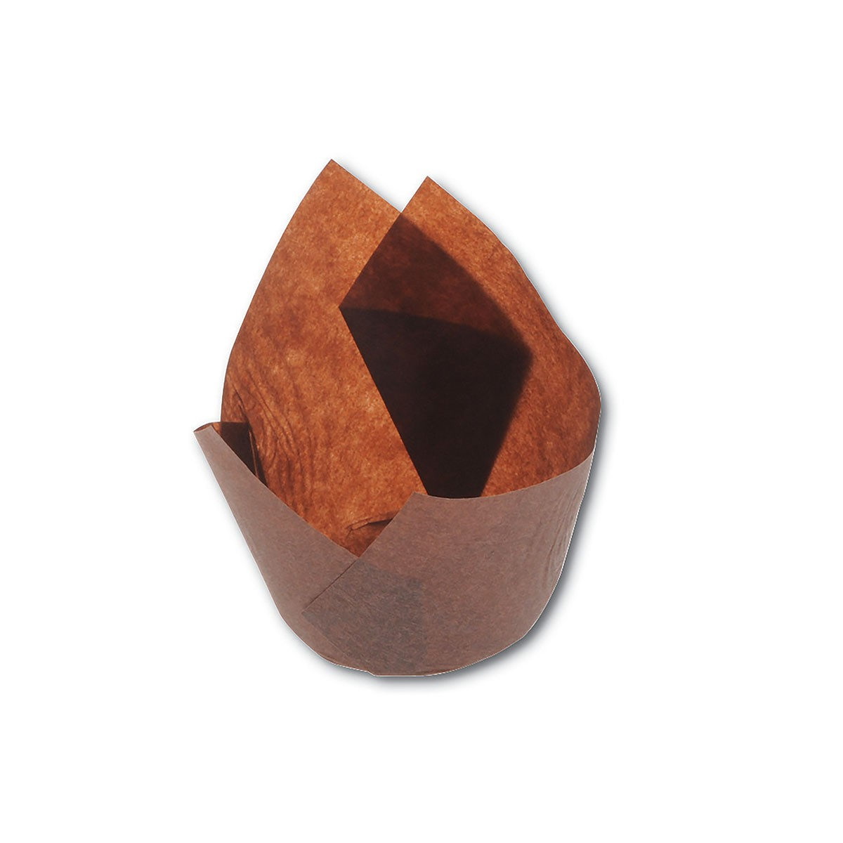 Grease-Proof Slip-Easy Paper Tulip Cups 50x60mm   2700pcs
