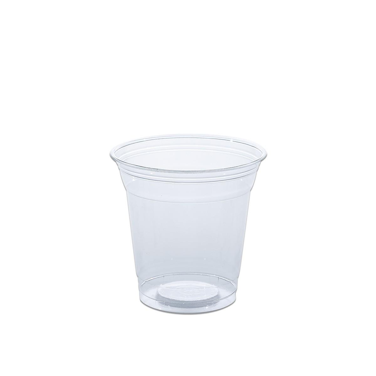 Clear Plastic Wide Cups 12oz - PET | 50pcsx20pkts