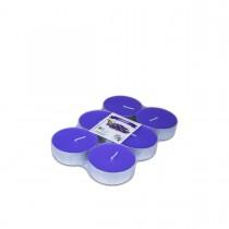 Fun® Scented Maxi-Tealight Candles 5.8x2cm - Lavender | 6pcsx6pkts