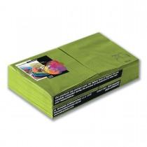 Fun® 2-Ply Napkin 25x25cm - Olive | 100pcsx38pkts
