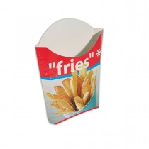 Cardboard Fries Pack - Large | 1000pcs