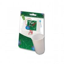 Fun® Plastic Cup 6oz - White | 50pcsx20pkts
