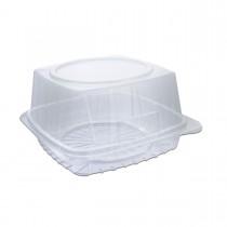 Pastripac Clear Confectionery Box 220x220x100mm PET | 130pcs