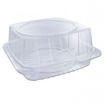 Pastripac Clear Confectionery Box 280x280x100mm PET | 65pcs