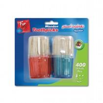 Fun® Toothpick   (200pcsx2)x24pkts