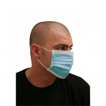 3-Ply Nonwoven Mask - Blue | 1000pcs