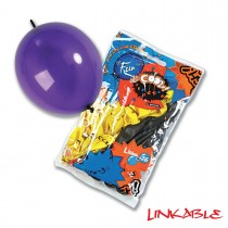 Fun® Balloons - Linkable | 26pcsx25pkts
