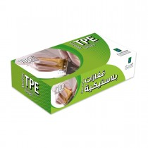 Disposable TPE Gloves - Medium | 100pcsx10pkts