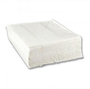 2-Ply Napkin 40x40cm - White | 50pcsx40pkts