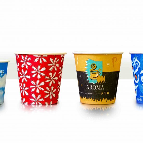 paper cup, customized, logo, design, al bayader cup, disposable cup
